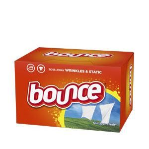 Bounce® Outdoor Fresh™ Fabric Softener Dryer Sheets