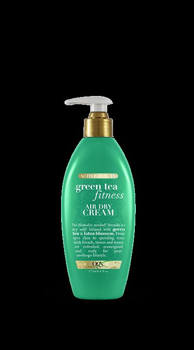 OGX Green Tea Fitness Air Dry Cream