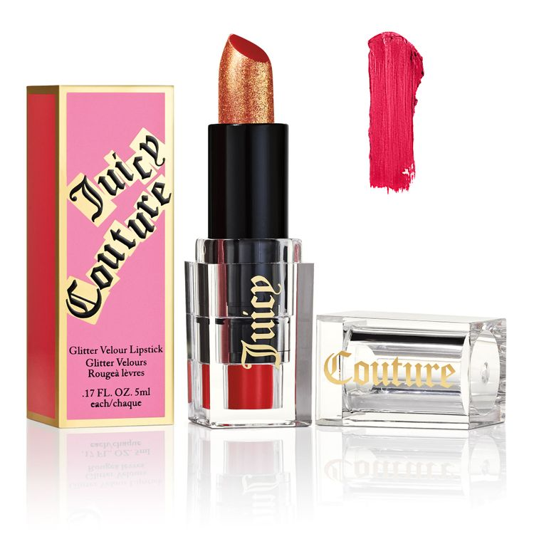 Juicy Couture Glitter Velour Lipstick