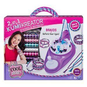 Cool Maker: KumiKreator Bracelet Necklace Maker
