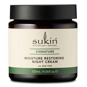 Sukin Moisture Restoring Night Cream Signature 120ml