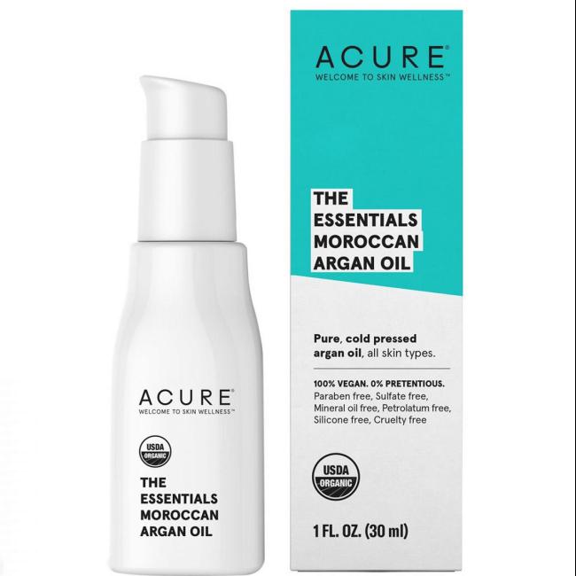 Slide: Moroccan Argan Oil