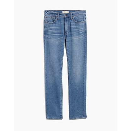 Madewell Slim Everyday Flex Jeans in Cromwell Wash