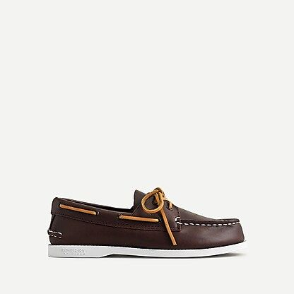 Sperry® Boys Boat Shoes in Leather