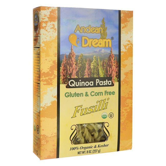 Quinoa Pasta Fusilli