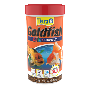 Tetra GoldFish Color Granules