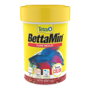 Tetra Betta Flake Medley