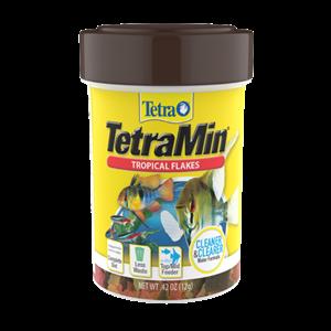 TetraMin® Tropical Flakes