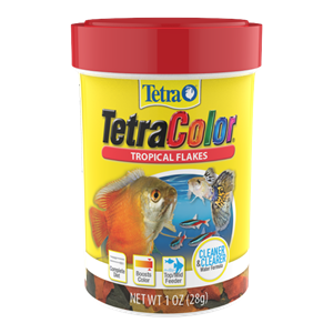 TetraColor® Tropical Flakes