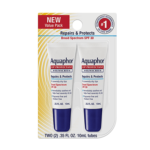 Aquaphor Lip Protectant + SPF