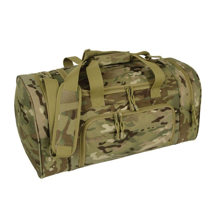 Code Alpha 21-Inch Locker Bag, Multicam