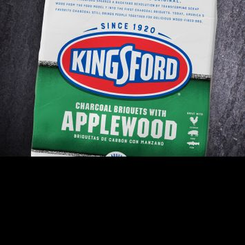 Kingsford ® Charcoal with Applewood