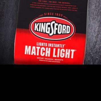 Kingsford ® Match Light ® Charcoal