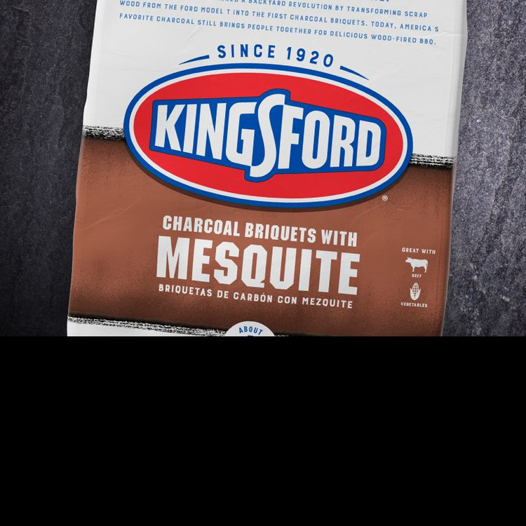 Kingsford ® Charcoal with Mesquite