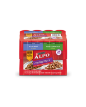 ALPO By Purina® Prime Cuts® Wet Dog Food 24-Count Variety Pack With Beef, Lamb & Rice in Gravy