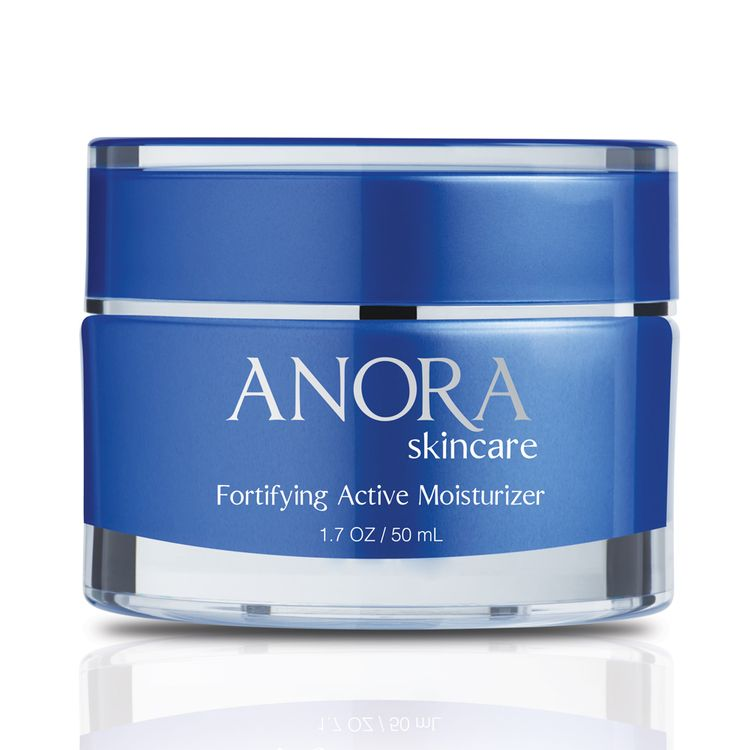 Anora Skincare Fortifying Active Moisturizer