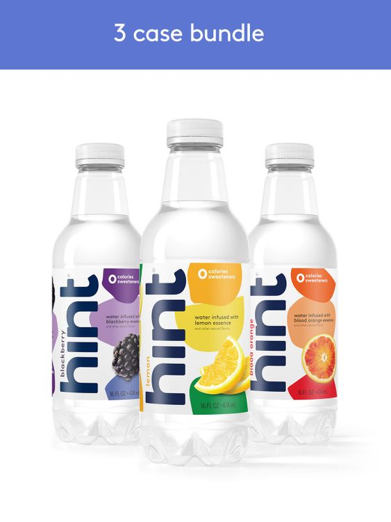 hint® Flavors of the Month Bundle Subscription