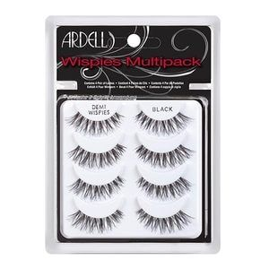 Ardell False Lashes Multipack Demi Wispies Black