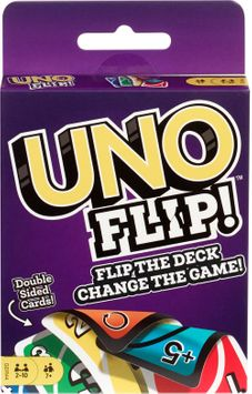 UNO Flip Game - English Edition