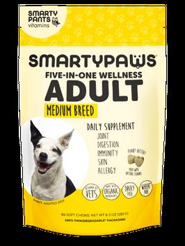 SmartyPants SmartyPaws Adult Medium Breed