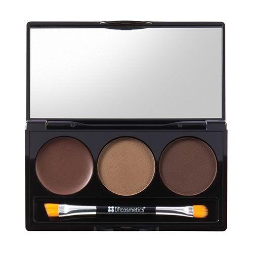 BH Cosmetics Flawless Brow Trio - Medium