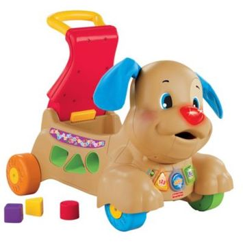 Fisher-Price® Laugh & Learn® Stride-to-Ride Puppy®