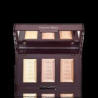 Charlotte Tilbury Bar Of Gold Palette - Highlighter Palette