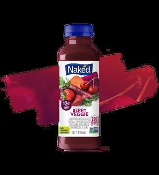 Naked Juice Berry Veggie