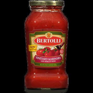 Bertolli® Vineyard Marinara with Merlot Wine Sauce