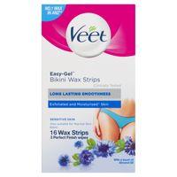 Veet Easy-Gel Bikini Wax Strips