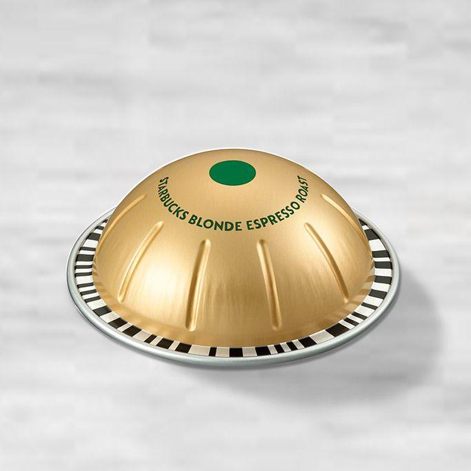 Starbucks Blonde Espresso Roast for Nespresso Vertuo