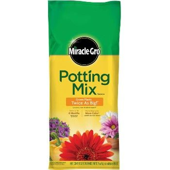 Miracle-Gro Potting Mix, 2 Cubic Feet