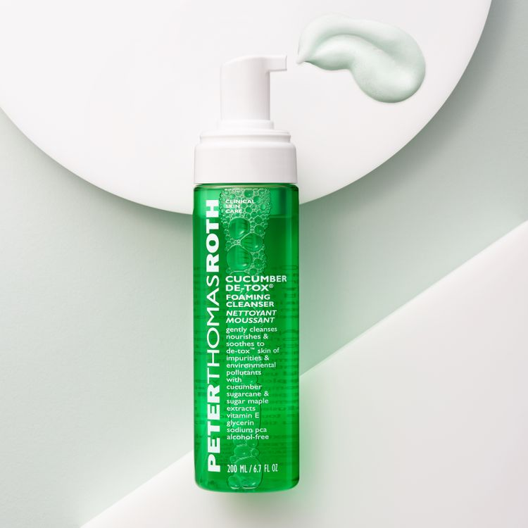 Peter Thomas Roth Cucumber De-Tox Foaming Cleanser