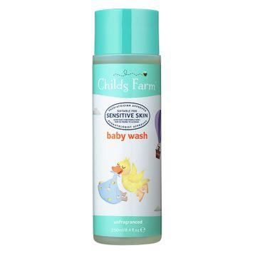 Childs Farm baby wash, unfragranced - 250ml