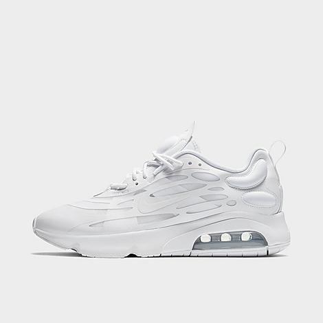 Nike Men's Air Max Exosense Casual Shoes in White/White Size 8.5