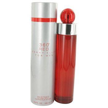 Perry Ellis 360 Red by Perry Ellis for Men Eau De Toilette Spray 6.7 oz
