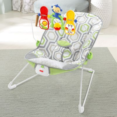 Fisher-Price® Baby's Bouncer - Geo Meadow™