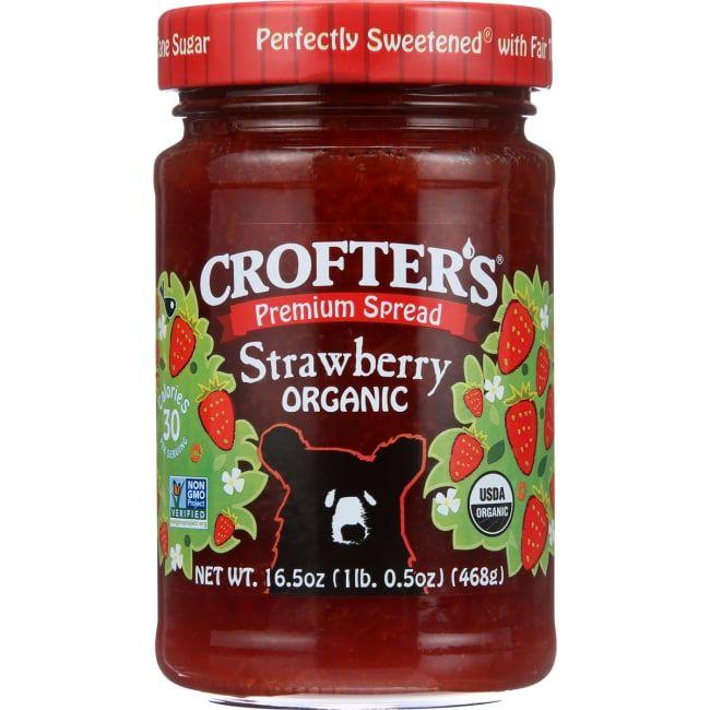 Premium Spread Strawberry