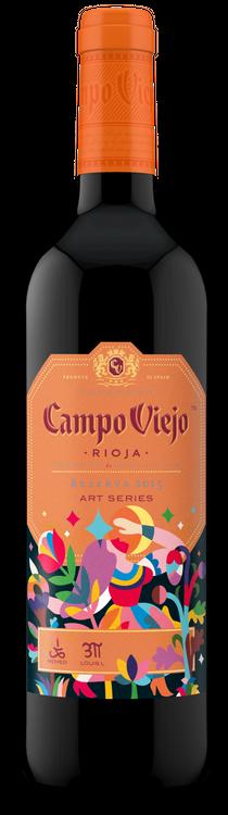 Campo Viejo Art Series Reserva