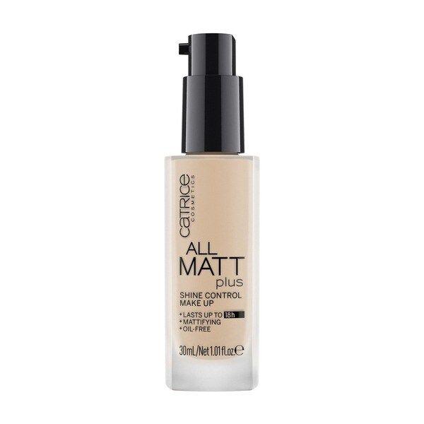 Catrice All Matt Plus 020 Nude Beige Shine Control Make Up Foundation