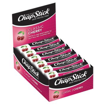 Chapstick Classic Cherry 12ct
