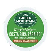 Keurig® Green Mountain Coffee Roasters® Costa Rica Paraiso Coffee K-Cup Pod