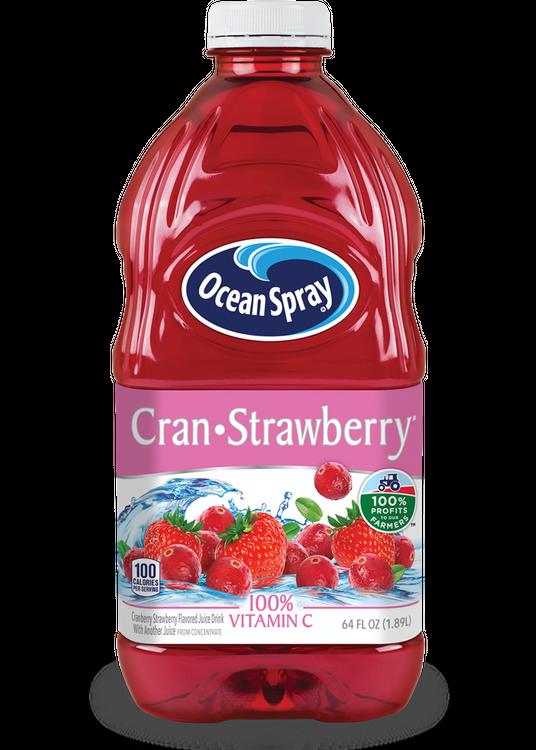 Ocean Spray Cran-Strawberry® Cranberry Strawberry Juice Drink