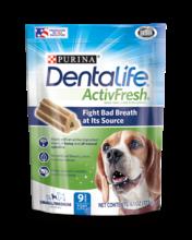 DentaLife ActivFresh Supplements for Small & Medium Dogs