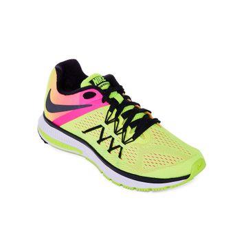 Nike Men's Nike Zoom Winflo 3 Running Shoes (Multi Color Oc) - 7.5 D