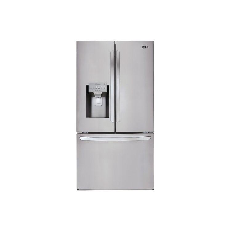 LG 28 cu. ft. 3-Door French Door Refrigerator
