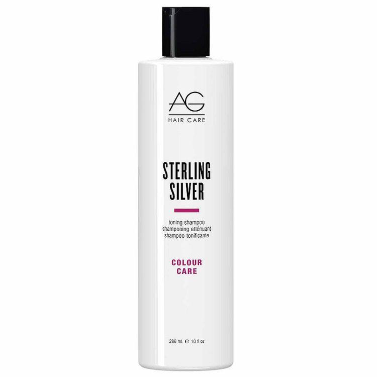 AG Hair Sterling Silver Shampoo - 10 oz.