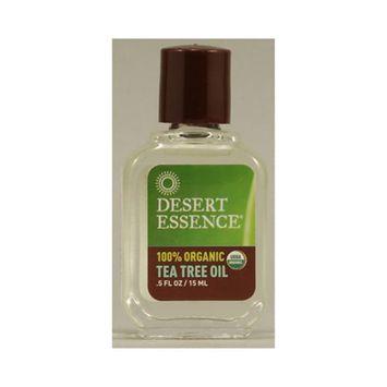 100% Organic Tea Tree Oil