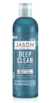 Jāsön Deep Clean Cooling 2 In 1 Shampoo + Conditioner