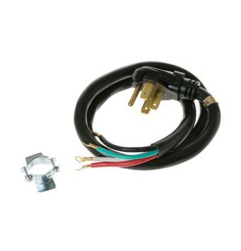 Ge Appliances Range Cord 4' 50 Amp 4 Wire  WX09X10037